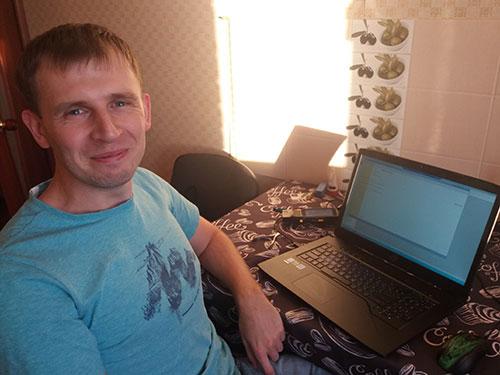 Ежов Дмитрий